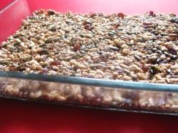 barritas energeticas de semillas y cereales de cocina energetica