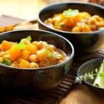 Cazuela de garbanzos y verduras dulces de Cocina Energetica