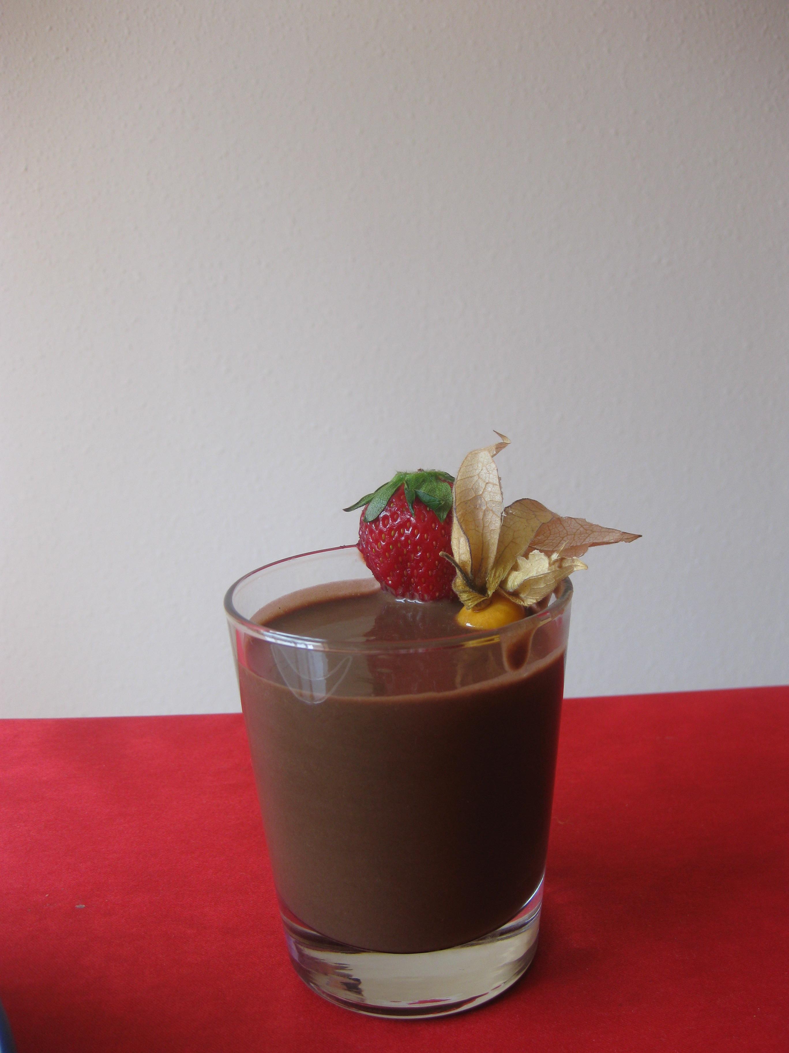 Cremoso de algarroba, una alternativa de Cocina Energetica a los azucares refinados, sana y sabrosa