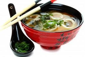 Sopa de miso - Recette soupe japonaise ...