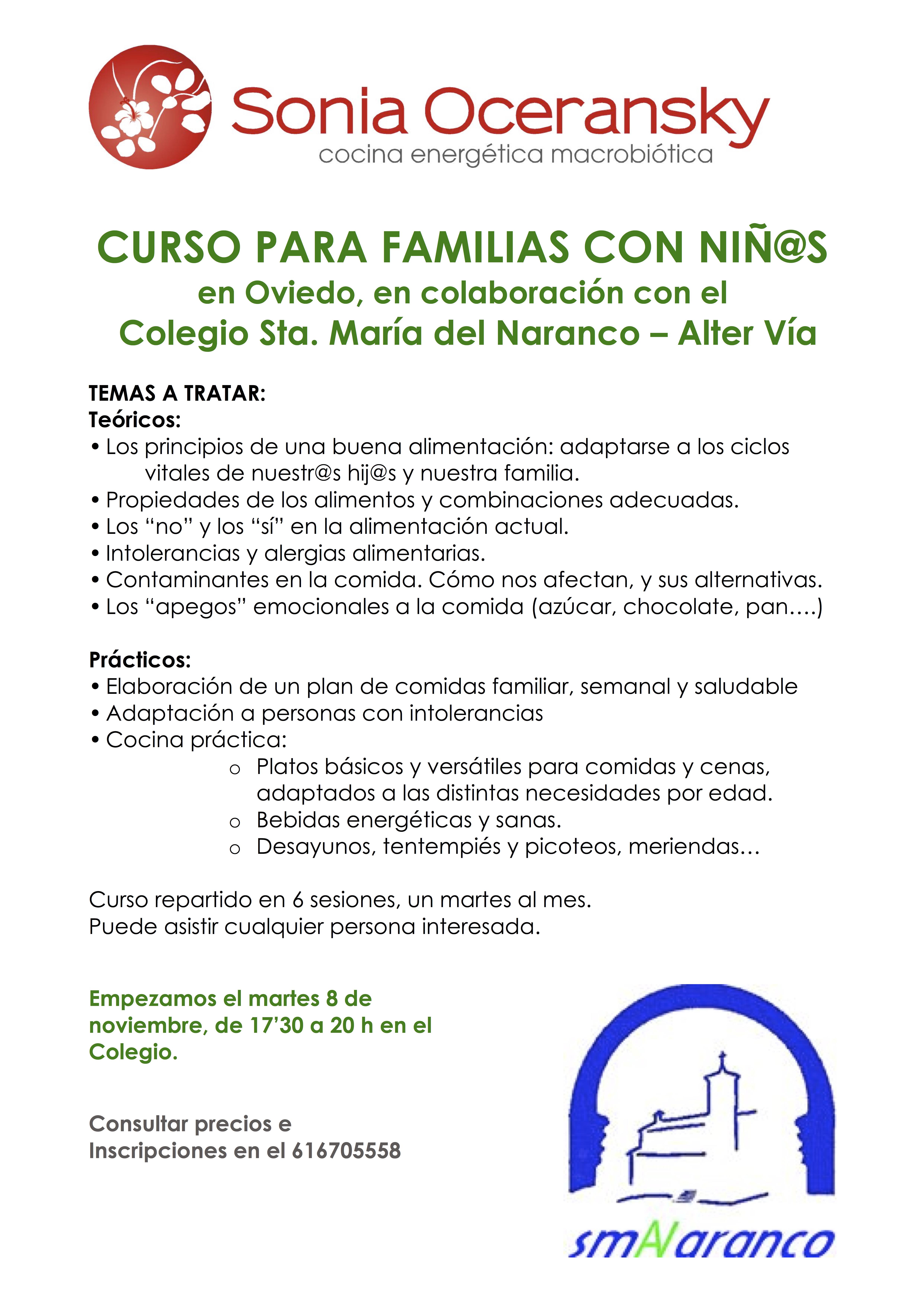 Hermoso curso cocina oviedo fotos cursos de cocina oviedo - Cursos cocina asturias ...